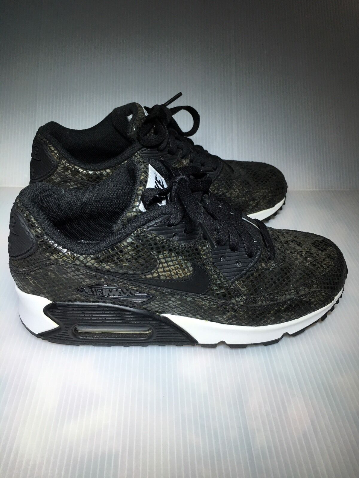 Nike airmax ID snake skin US7.5 (RARE)-limited (RARE)-limited (RARE)-limited edition-EXCELLENT CONDITION aabf10