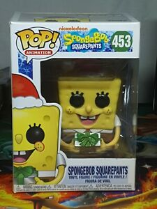 Spongebob-Squarepants-Pop-Animation-453-Vinyl-Figure-Funko-Aus-Seller
