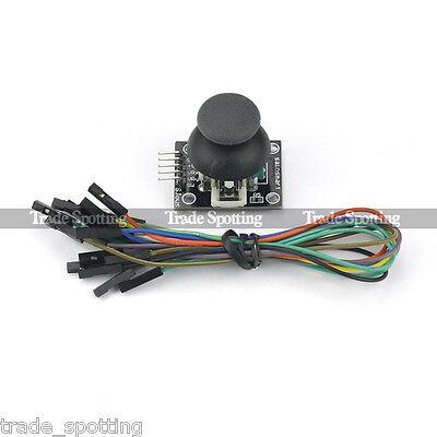 SainSmart JoyStick Breakout Module Sensor Shield For Robot Arduino UNO 2560 R3 A