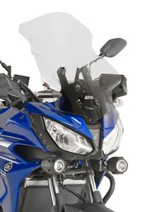 Motorcycle Parts Kappa Smoked Higher Screen Yamaha MT 07 Tracer 2016-2017