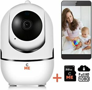 1080P-Wireless-Security-Camera-Indoor-Home-Smart-Wifi-System-Monitor