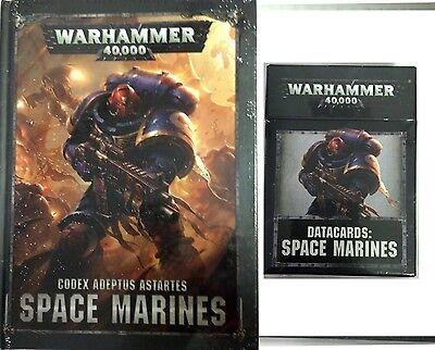 8E Codex Adeptus Astartes Space Marines Warhammer 40K New