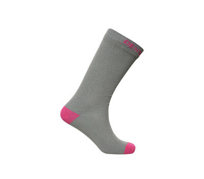 Creativo Dexshell Ultra Thin-calze Impermeabile-grigio/rosa- Carino E Colorato