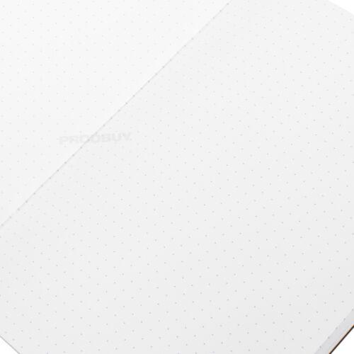 Rhodia Negro A5 Dotpad Dot arquitectos Gráfico Cuadrícula Art Nota Libro Pad 48 Hojas