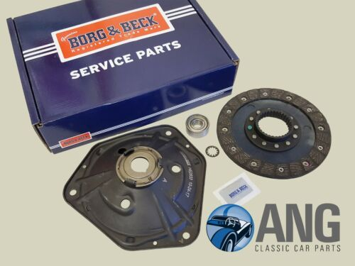 AUSTIN ALLEGRO 1100 1300 BORG /& BECK 3-PIECE CLUTCH KIT