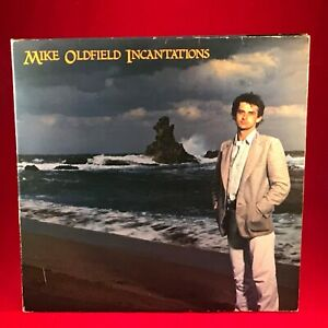 MIKE-OLDFIELD-Incantations-1978-UK-double-Vinyl-LP-EXCELLENT-CONDITION-record-D