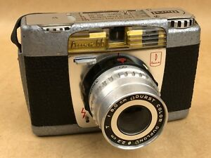 DURST-66-Vintage-Medium-Format-CAMERA-on-120-film-made-in-ITALY-RARE