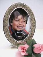 Brighton ivory Coast Oval Beige Shaded Picture Frame (msr$38) Nwt/box