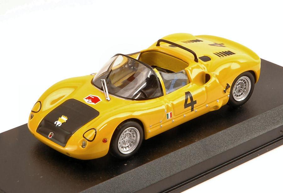 Abarth 1000 Sp  4 Bassano   Montegrappa 1970 Monte Baldo 1 43 Model BEST MODELS