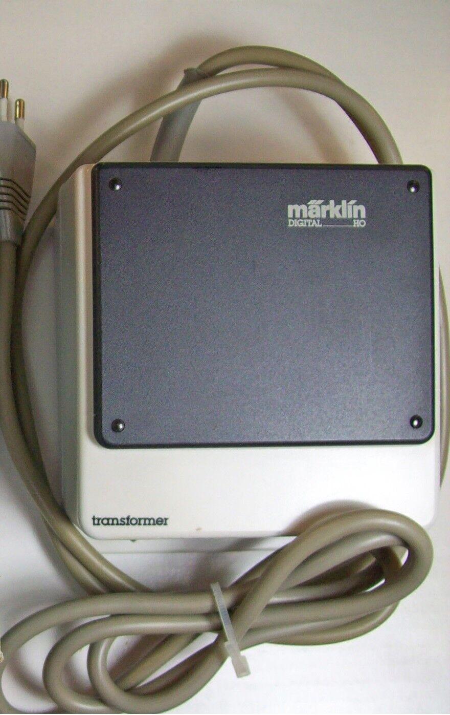 H0 marklin 6002 Trasformatore Trasformatore Transformer  Digital 52 va Å   prima qualità ai consumatori