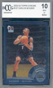 2002-03-topps-chrome-127-CARLOS-BOOZER-rookie-BGS-BCCG-10