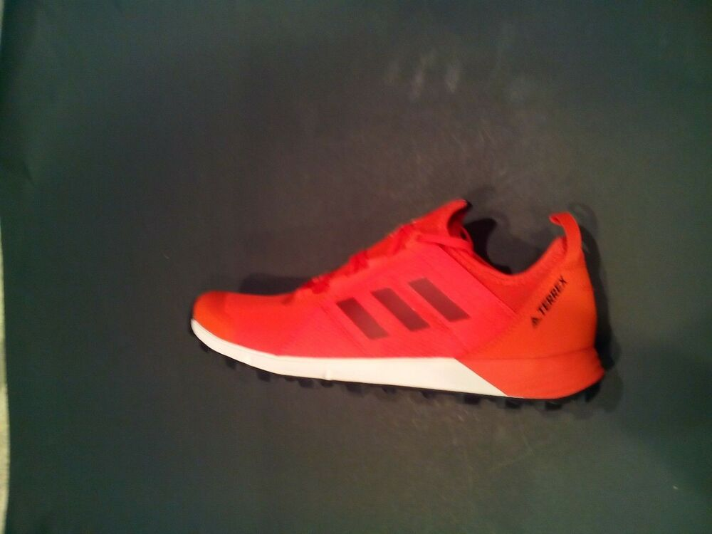 Adidas homme Outdoor Sneakers Terrex Agravic Speed Energy noir BB3063 Taille 9.5