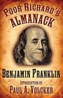 Poor Richard's Almanack by Benjamin Franklin (Hardback, 2007)