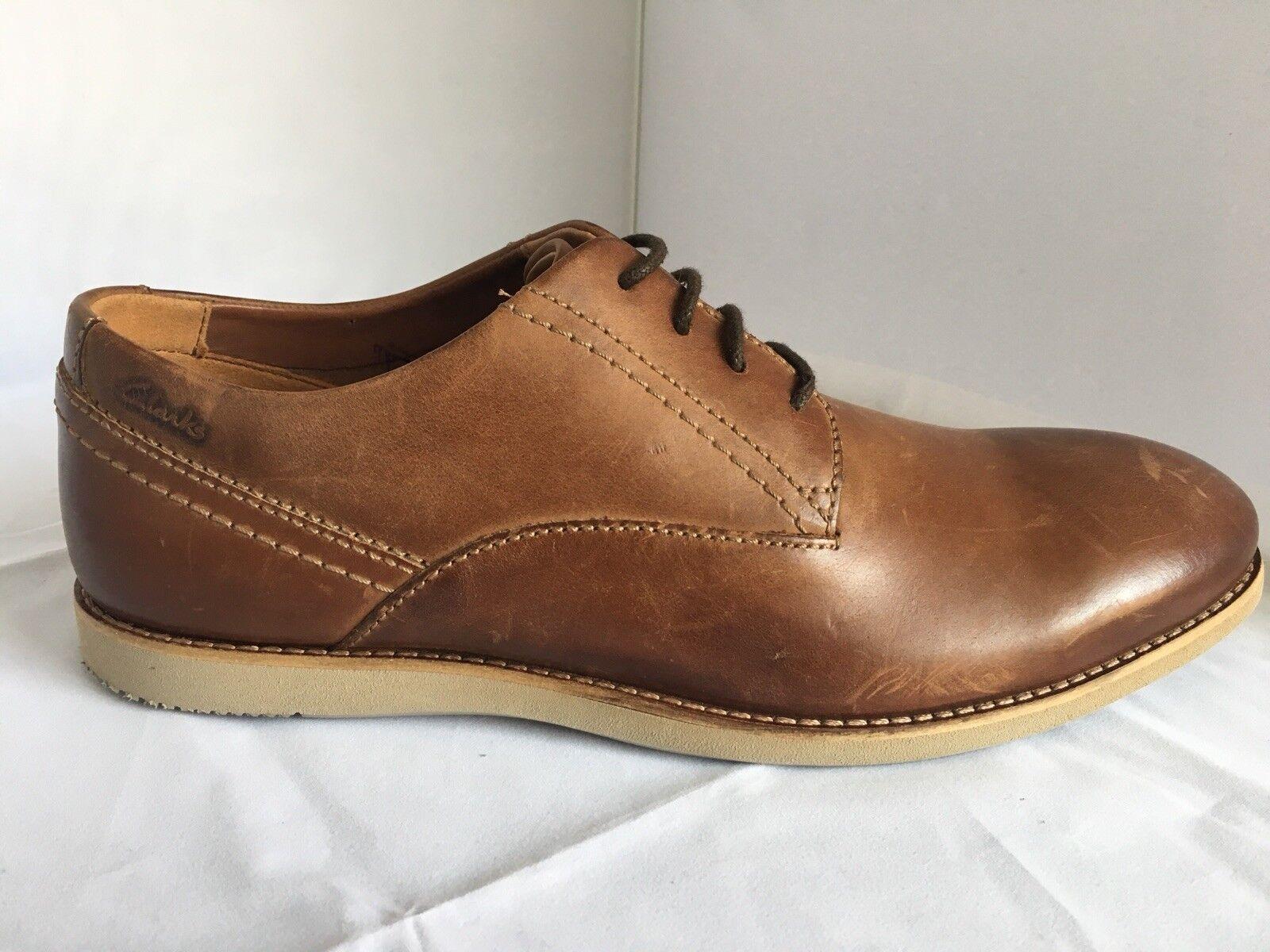 Men/Women Clarks Men service Shoes, Size 9,5H Durable service Men Environmentally friendly Popular tide shoes 32e87c