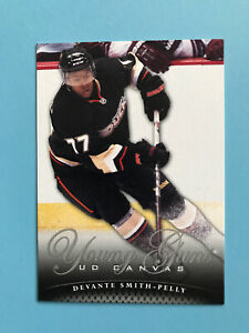 Devante-Smith-Pelly-UD-Canvas-Young-Guns-Hockey-Card-2011-12-C91-Ducks