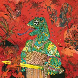 King-Gizzard-amp-The-Lizard-Wizard-12-Bar-Bruise-Green-Vinyl-LP-Neu-2018