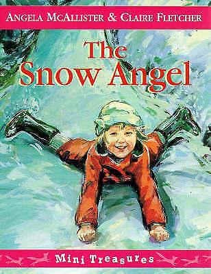 "1 of 1 - ""NEW"" Fletcher, Claire, McAllister, Angela, The Snow Angel (Mini Treasure), Book"