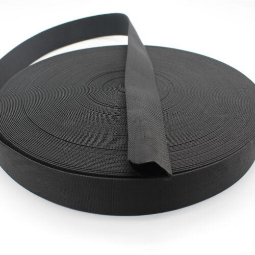 31mm dia Hydraulic Hose Nylon Protective Sleeve Sheath Cable Scuff Jacket 25Ft