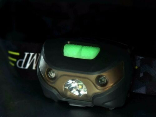 Waterproof Headlamp Head Torch Headlight LED Rechargeable Flashlight Work Light