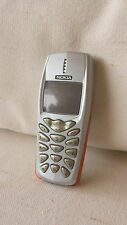 TELEFONO CELLULARE NOKIA 3510i NUOVO ESTETICAMENTE OTTIMI RICAMBI BLU O SILVER