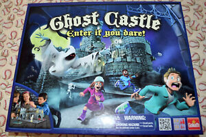 Ghost-Castle-Board-Game-Replacement-Parts-amp-Pieces-2012-Goliath