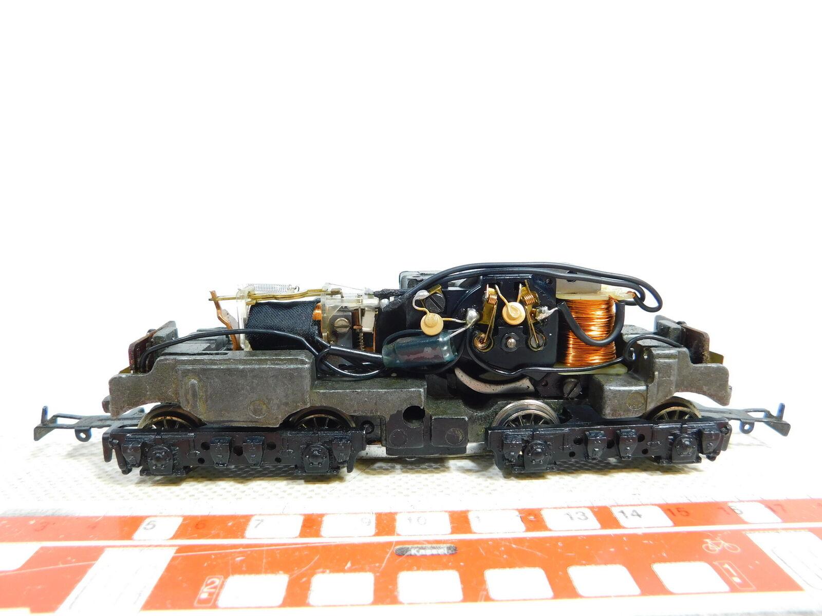 BX73-1Primex Märklin H0 AC chassis for 3008 E-Locomotive E44 039 DB