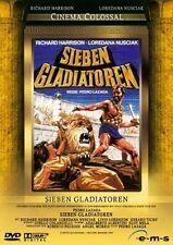 Sieben Gladiatoren ( Action-Abenteuer ) mit Richard Harrison, Livio Lorenzon NEU