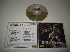 Billy-Ocean-Love-Realmente-Lastima-Without-You-Karussell-843-927-CD-Album