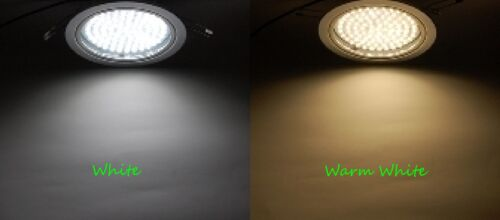 E14 ses 24 SMD LED 240v 3.8 W 350LM Ampoule Blanc Chaud ~ 50w