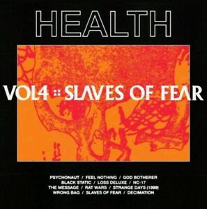 HEALTH-Vol-4-Slaves-of-Fear-CD-New-sealed