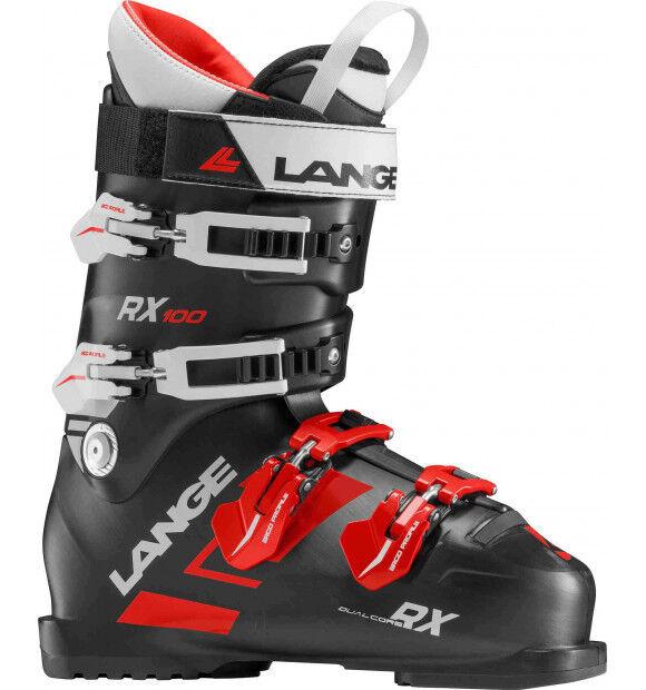 Lange RX 100 Skischuhe Skischuh All Mountain LBG2100 Größe MP 27,5 EU 42,5