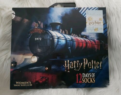 Calendario di Harry Giorni 10 di scarpe 12 da Potter donna calzini 4 di Dimensione di Avvento rqwCTFr