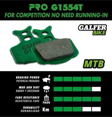 Galfer Disque Patins de frein Competition Avid XO 7 9 Trail FD459 G1554T nouveau