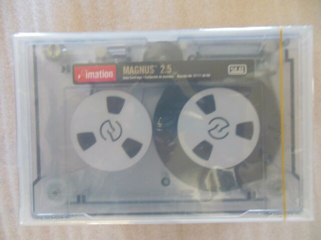 IBM Magnus QIC 2.5GB Tape Data Cartridge New DC9250 New Fac Sld