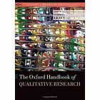 The Oxford Handbook of Qualitative Research by Oxford University Press Inc (Hardback, 2014)