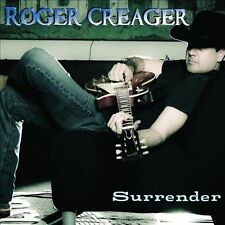 Surrender [Digipak] by Roger Creager (CD, Jan-2011, Fun All Wrong Records)