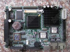 "1PC used HannStar ecm-3412 rev.a1 K MV-4 3.5 ""Dual LAN control board"