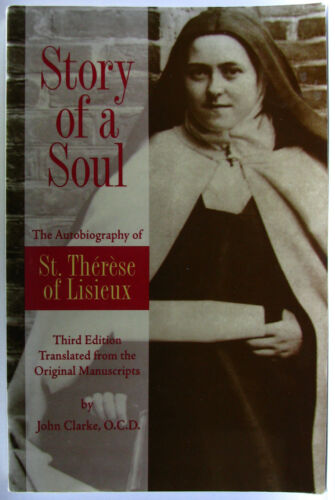 1 of 1 - #BQ^3,, John Clarke STORY OF A SOUL ST THERESE OF LISIEUX, SC GC