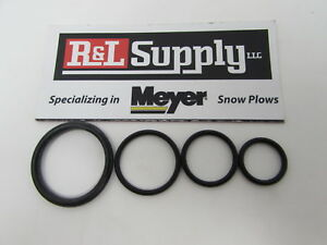 Details about MEYER SNOW PLOW B VALVE CARTRIDGE SEAL KIT 15432 E47 on
