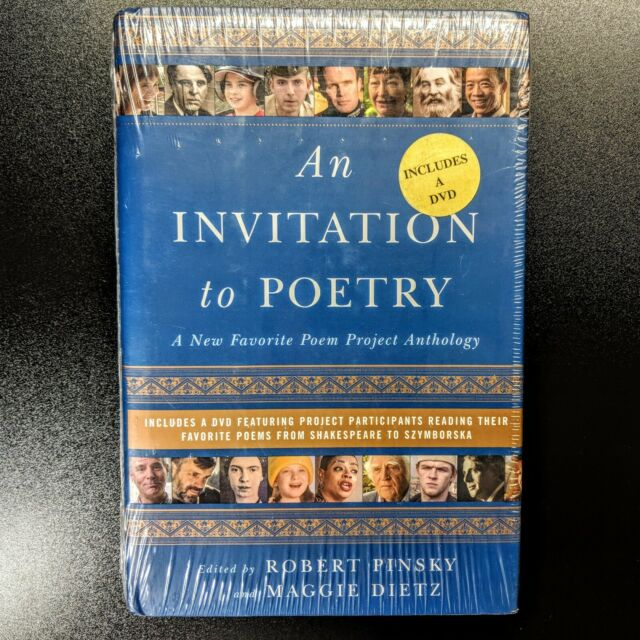 An Invitation To Poetry A New Favorite Poem Project Anthology By Pinsky 2006 Paperback