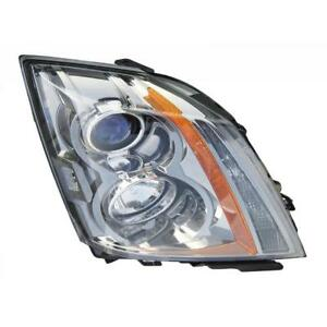 CADILLAC-CTS-2008-2014-Headlight-Left-Side