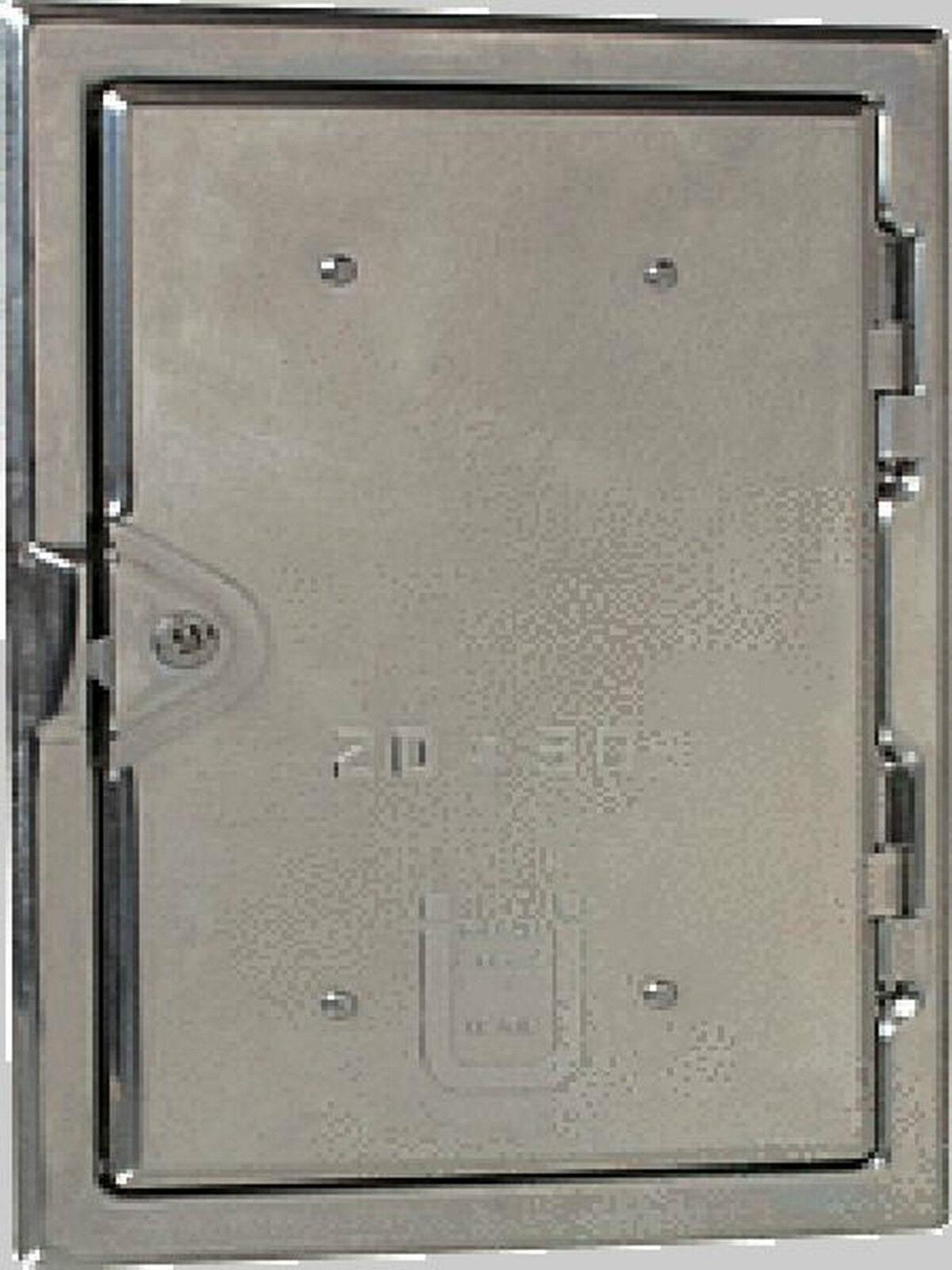 V2A 13,5 x 30 cm