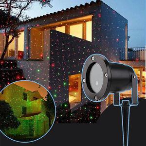 led laser projektor laserlicht beleuchtung wasserdicht. Black Bedroom Furniture Sets. Home Design Ideas