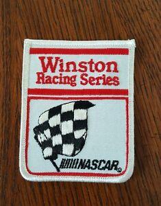Nascar Racing Patch