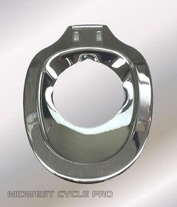 Chrome Key Insert for 2006 Honda Goldwing GL1800 by Add On 45-1404NU