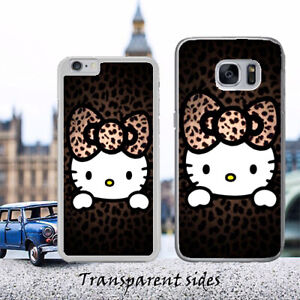 HELLO-KITTY-Leopards-Pattern-Phone-Case