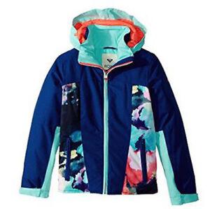 Roxy Girls Sassy Jacket Kids Snow Ski Snowboard Jacket Size XL (14 ... 496b412789c9