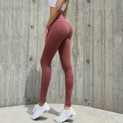 New Leggings Fitness Compression Yoga Tight Gym Sport Running Woman Donna Pants