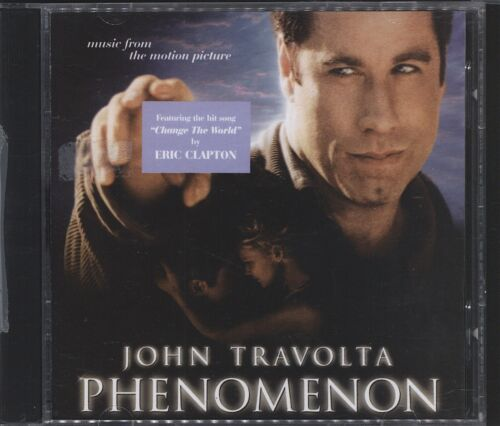 1 of 1 - Phenomenon: Music From The Motion Picture CD soundtrack