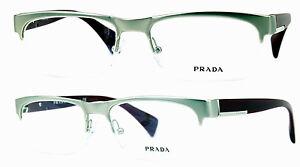 Prada-Fassung-Brille-Glasses-VPR67P-52-17-1AP-1O1-140-Nonvalenz-352